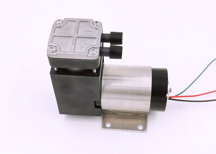 High Pressure And Flow DC Motor Pump With Piston Brushless / Brush